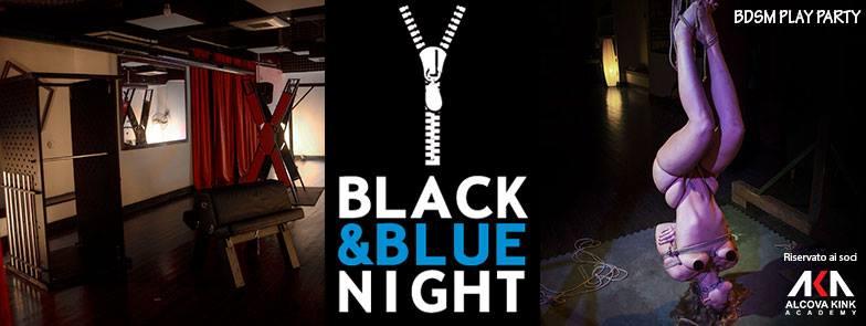 Black & Blue Night - 28 giugno