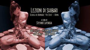 Corso di Shibari - livello base-intermedio @ AKA - Scuola di bondage | Roma | Lazio | Italia
