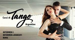 Corso di tango - intermedi-avanzati @ AKA | Roma | Lazio | Italia