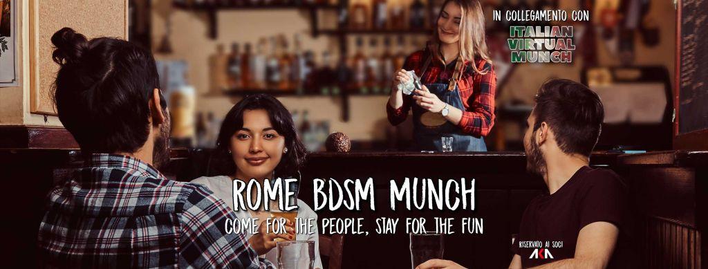 Rome BDSM Munch