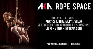 AKA Rope Space @ AKA | Roma | Lazio | Italia