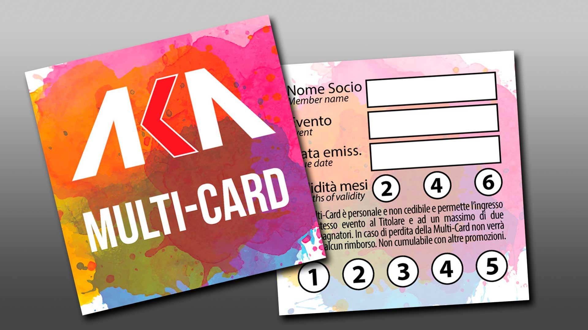 AKA Multi-Card