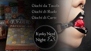 Kinky Nerd Night @ AKA