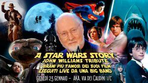 A STAR WARS (& John Williams) story w/ Luca Berardi Nonet @Aka