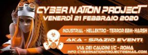 Cybergoth Rave Party Roma