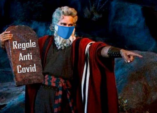 Regole anti covid